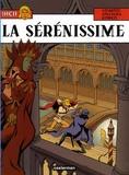 Jacques Martin et Jean Pleyers - Les aventures de Jhen Tome 11 : La sérénissime.