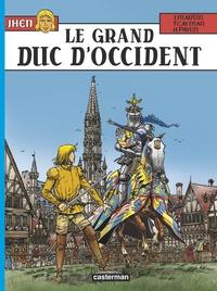 Jacques Martin et Thierry Cayman - Les aventures de Jhen Tome 12 : Le grand duc d'Occident.