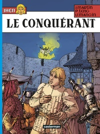 Jacques Martin et Paul Teng - Les aventures de Jhen Tome 18 : Le Conquérant.