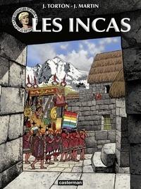 Jacques Martin et Jean Torton - Les voyages d'Alix  : Les Incas.
