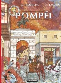 Jacques Martin et Marc Henniquiau - Les voyages d'Alix  : Pompéi.