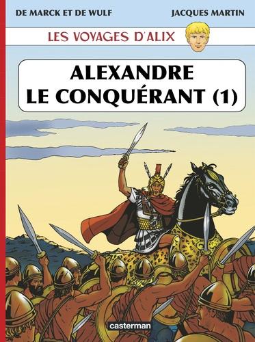 Jacques Martin - Les voyages d'Alix Tome 1 : Alexandre le conquérant.
