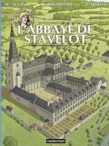 Les voyages de Jhen  L'abbaye de Stavelot