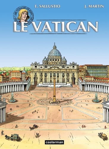 Les voyages de Jhen  Le Vatican