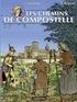 Jacques Martin et Yves Plateau - Les voyages de Jhen  : Les chemins de Compostelle.
