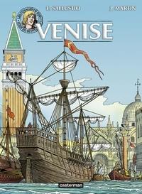 Jacques Martin et Enrico Sallustio - Les voyages de Jhen  : Venise.