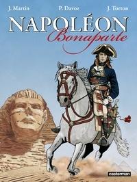 Jacques Martin et Pascal Davoz - Napoléon Bonaparte Intégrale : .