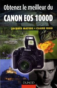 Obtenez le meilleur du Canon EOS 1000D.pdf