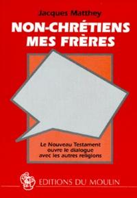 Blackclover.fr NON-CHRETIENS MES FRERES. Le Nouveau Testament ouvre le dialogue avec les autres religions Image