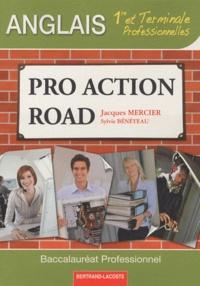 Jacques Mercier et Sylvie Bénéteau - Pro Action Road 1e et Tle Professionnelles.