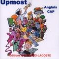 Jacques Mercier et Armand Duval - Upmost Anglais CAP - 2 CD Audio + fichiers images.