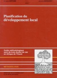 Deedr.fr PLANIFICATION DU DEVELOPPEMENT LOCAL. Guide méthodologique suivi de trois études de cas en Afrique de l'Ouest Image