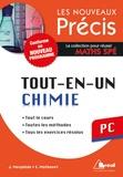 Jacques Mesplède et Sandrine Mathevet - Précis tout en un chimie PC.