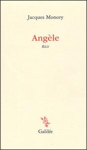 Jacques Monory - Angèle.