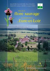 Jacques Moret et Michel Joly - Atlas de la flore sauvage du département d'Eure-et-Loir.