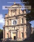 Jacques Moulin - Monuments de Corse.