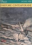 Jacques Néré et J.-C. Drouin - Précis d'histoire contemporaine.
