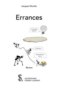 Jacques Nicolle - Errances.
