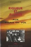Jacques Noetinger - Rigueur et audace aux essais en vol.