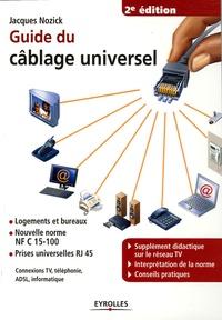 Guide du câblage universel - Jacques Nozick pdf epub
