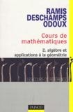 Jacques Odoux et Edmond Ramis - .