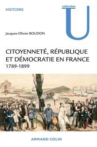 Deedr.fr Citoyenneté, République et démocratie en France 1789-1899 Image