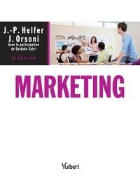 Jacques Orsoni et Jean-Pierre Helfer - Marketing.