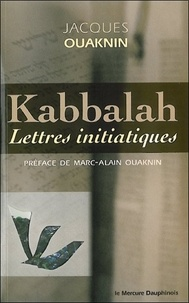Histoiresdenlire.be Kabbalah - Lettres initiatiques Image