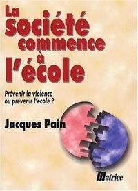 La société commence à lécole. Prévenir la violence ou prévenir lécole ?.pdf