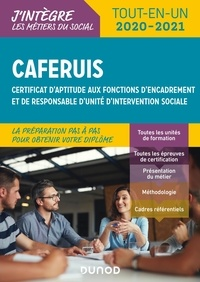 CAFERUIS- Certificat d'aptitude aux fonctions d'encadrement et de responsable d'unité d'intervention sociale - Jacques Papay |