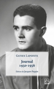 Jacques Paquin - Journal (1950-1956).