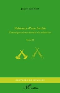Birrascarampola.it Chroniques d'une faculté de médecine - Tome 2, Naissance d'une faculté Image