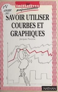 Jacques Pavoine - Savoir utiliser courbes et graphiques.