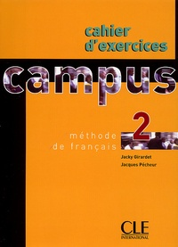 Campus 2. Cahier d'exercices - Jacques Pécheur   Showmesound.org