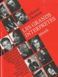 Jacques Perciot et Frédéric Brun - Les grands interprètes.