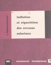 Jacques Péron-Magnan et Alain Barrère - Inflation et répartition des revenus salariaux.