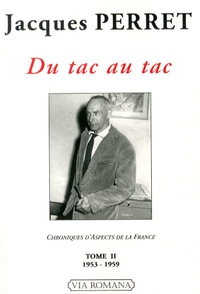 Birrascarampola.it Chroniques d'Aspects de la France - Tome 2, Du tac au tac (1953-1959) Image