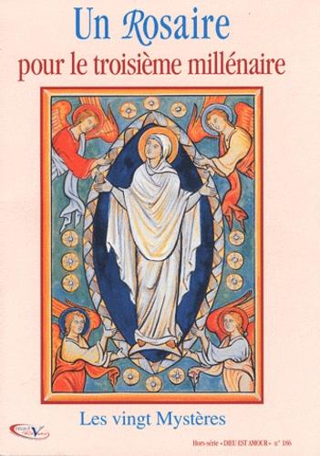 Jacques Perrier - Un Rosaire pour le troisième millénaire - Les vingt Mystères.