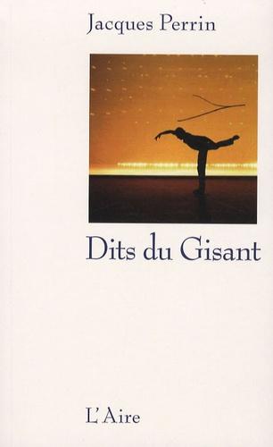 Jacques Perrin - Dits du gisant.