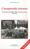 Jacques Perruchon - L'insupportable isolement - Poches de La Rochelle et Royan-pointe de Grave (1944-1945). 1 Cédérom