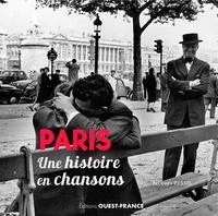 Jacques Pessis - Paris - Une histoire en chansons.