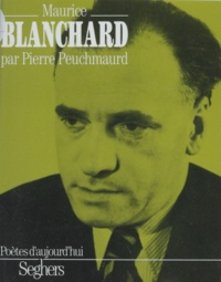 Jacques Peuchmaurd - Maurice Blanchard.