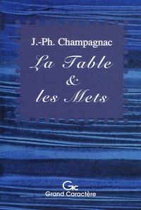 La Table et les Mets.pdf