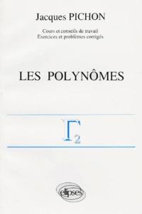 Galabria.be Mathématiques supérieures et première année universitaire Tome 2 - Les Polynômes... Image