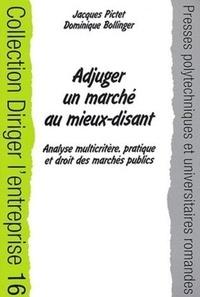 Adjuger un marché au mieux-disant - Analyse multicritère, pratique et droit des marchés publics.pdf