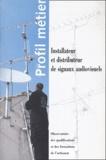 Jacques Pillemont - Installateur et distributeur de signaux audiovisuels.
