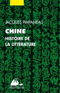 Jacques Pimpaneau - Chine - Histoire de la littérature.