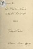 Jacques Poirier - Approche de «Le Roi des Aulnes» (Michel Tournier).