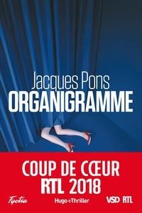 Jacques Pons - Organigramme.