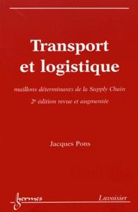 Deedr.fr Transport et logistique - Maillons déterminants de la Supply Chain Image